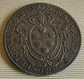 Ferdinando II granduke of tuscany coins, 1621-1670, piastra della rosa 1665.JPG