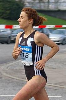 Fernanda Ribeiro Portuguese long-distance runner