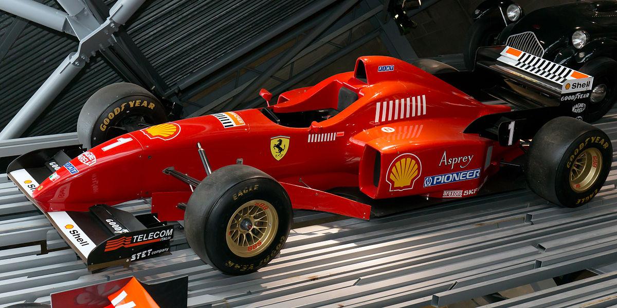 Ferrari F310 Wikipdia
