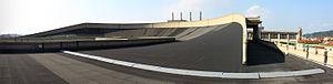 Lingotto - Image: Fiat Lingotto Rooftop Racetrack 2