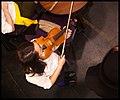 Fiddler plays for Rapper Sword.jpg
