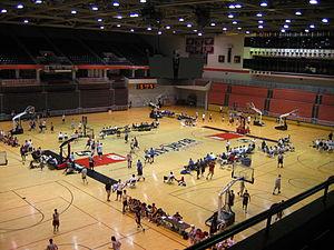 Fifth Third Arena - Interior 2008