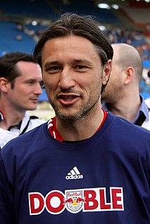 Niko Kovač Croatian footballer