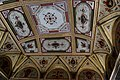 Firenze - Florence - Galleria degli Uffizi - View on one of the Uffizi Ceilings in the Entrance Hall on the Ground floor III.jpg