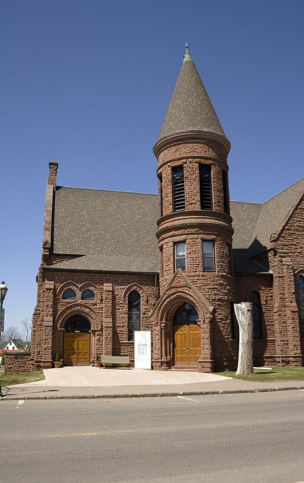 First Baptist - Amherst, Nova Scotia