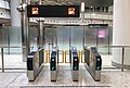First set of faregates at HK West Kowloon Station (20180910111007).jpg