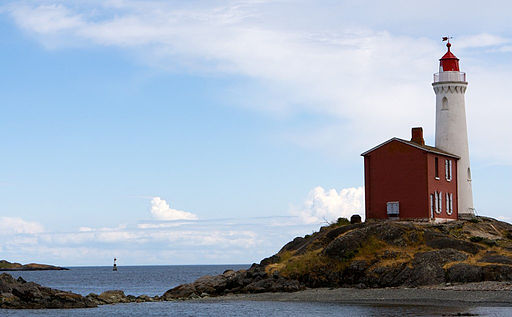 Fisgard Lighthouse - Colwood BC
