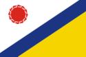 Flag of Elista (Kalmykia)