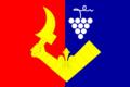 Flag of Petrov (Hodonín).png