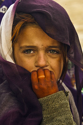 Girl of Afghanistan