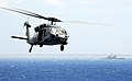 Flickr - Official U.S. Navy Imagery - A helicopter performs during an air power demonstration..jpg