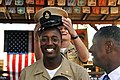 Flickr - Official U.S. Navy Imagery - A new chief receives his combination cover..jpg