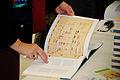 Flickr - boellstiftung - geöffnetes Exemplar der Romanskizzen (5).jpg