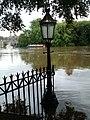 Flooded River Ouse, Bishopgate Street, York 2013 - panoramio.jpg