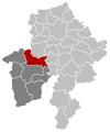 Florennes Namur Belgium Map.png