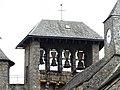 Florentin-la-Capelle église clocher-mur.jpg