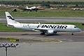 Flybe Nordic (Finnair livery), OH-LKO, Embraer ERJ-190LR (15833999174).jpg