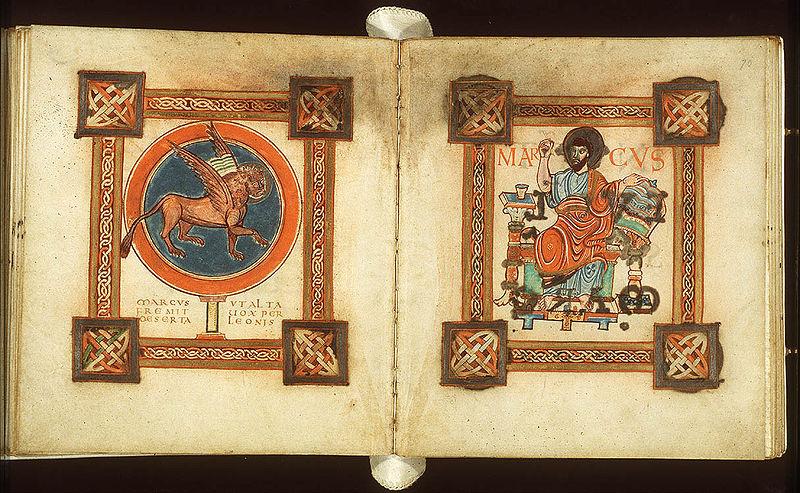 Fol. 69v-70r Egmond Gospels.jpg