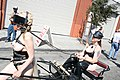 Folsom street fair 2008 Pony Girl 02.jpg