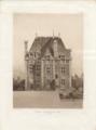 Fonds des gravures de la collection des Archives départementales - 33 FI 552 Selles-sur-Cher - Château de Selles-sur-Cher 1912.png