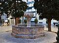 Font de la plaça del comte de Carlet de València.JPG