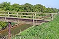 Footbridge over Barmston Main Drain - geograph.org.uk - 794670.jpg