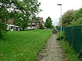 Footpath from Commercial Road to Argie Avenue, Kirkstall, Leeds - geograph.org.uk - 172542.jpg