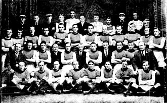 1920 VFA season - Footscray team, premiers