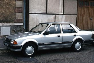 Ford Orion - Ford Orion GL Mark I