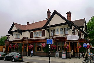 The Forester, Ealing pub in Northfields, London