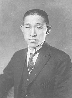 Kōnosuke Matsushita Japanese industrialist