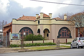 Junee Shire - Image: Former Illabo Shire Offices