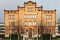 Former Militaer Bekleidungskommission Adolfstrasse 8 Calenberger Neustadt Hannover Germany.jpg