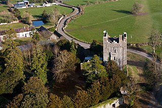 Fassadinin Barony in Leinster, Ireland