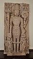 Four-armed Vishnu - Mediaeval Period - Aligarh - ACCN 86-154 - Government Museum - Mathura 2013-02-23 5265.JPG