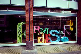 Framestore - Framestore office exterior in London