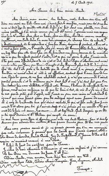 File:François Molet (1905-1942) courrier à sa femme (1942).jpg