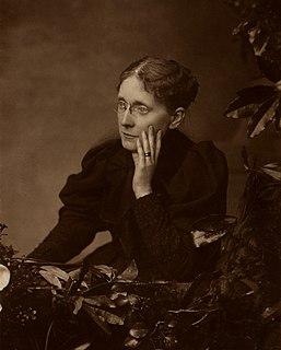 Frances Willard American suffragist