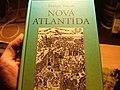 Francis Bacon, Nová Atantida, slovenké vydání.jpg