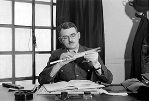 Frank Whittle - Image: Frank Whittle CH 011867