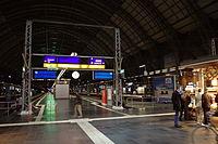Frankfurt nad Mohanem, nádraží III.jpg