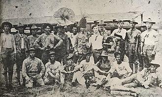 Franklin Guards - Franklin Guards of Apalachicola, Florida.