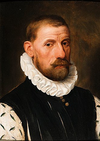 Lamoral, Count of Egmont - Portrait of Lamoraal, Count of Egmont by Frans Pourbus the Elder