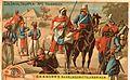 Französische Kolonialtruppen um 1900 Zeitgenössische Darstellung.jpg