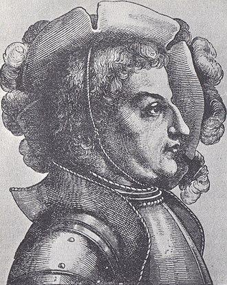 Imperial Knight - Franz von Sickingen