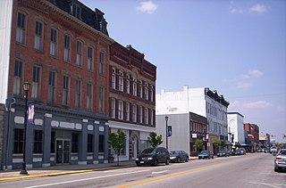 Fremont, Ohio City in Ohio, United States