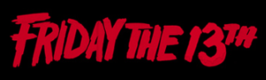 Friday the 13th logo (1980)