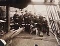 Fridtjof Nansen og den norske Nordpolekspedisjonen om bord i Fram, 1896 (4586659162).jpg
