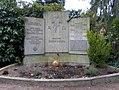 Friedrich Kochheim 1891-1955 Grabmal der Familie, Neuer St. Nikolai Friedhof Hannover Nordstadt.jpg