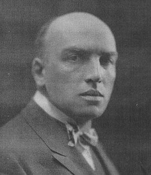 Pierre Frondaie - Frondaie, in the 1920s